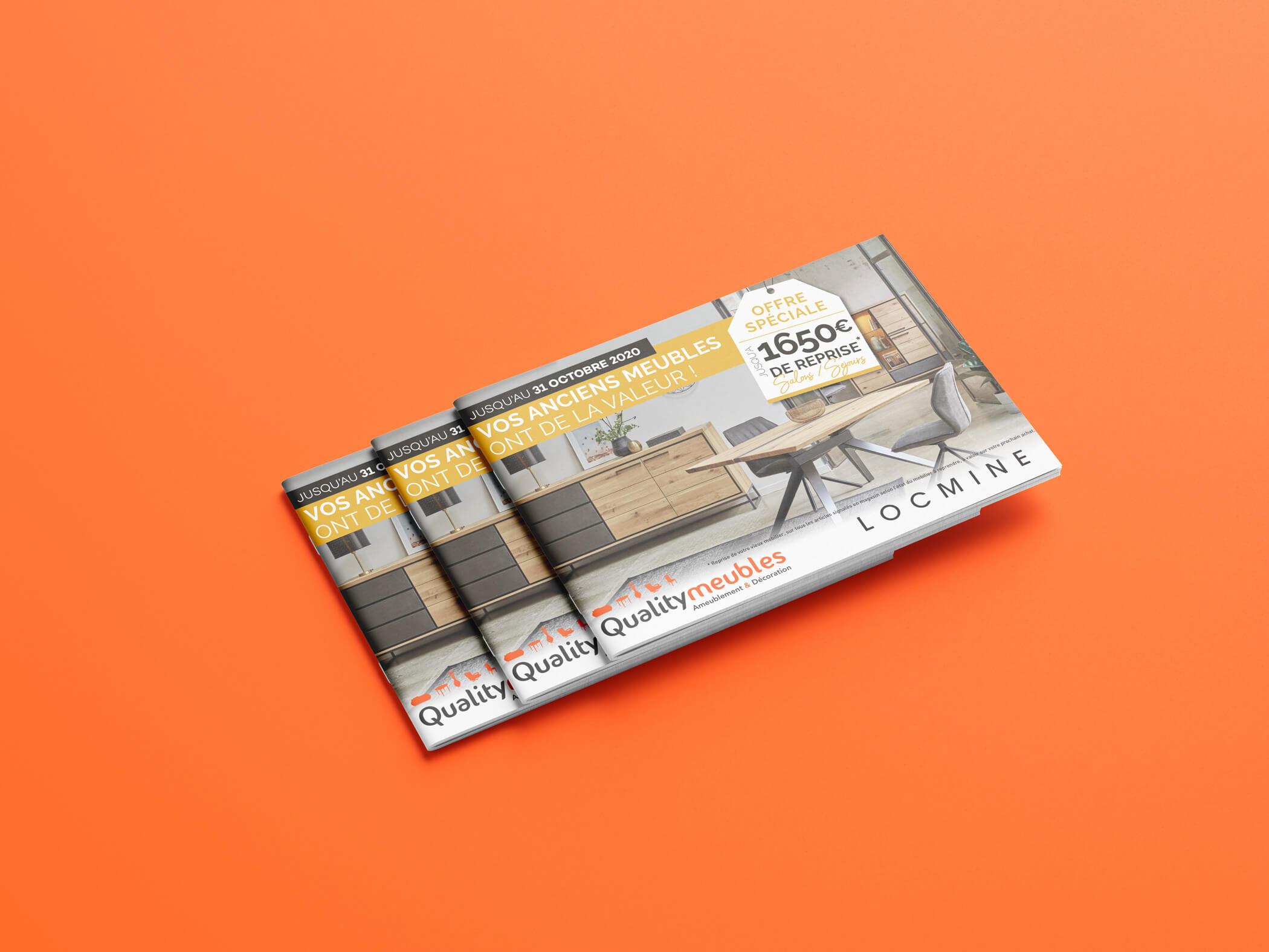 couverture catalogue quality meubles