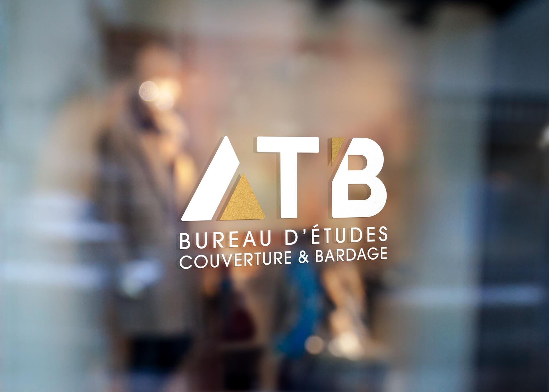 création logo atb
