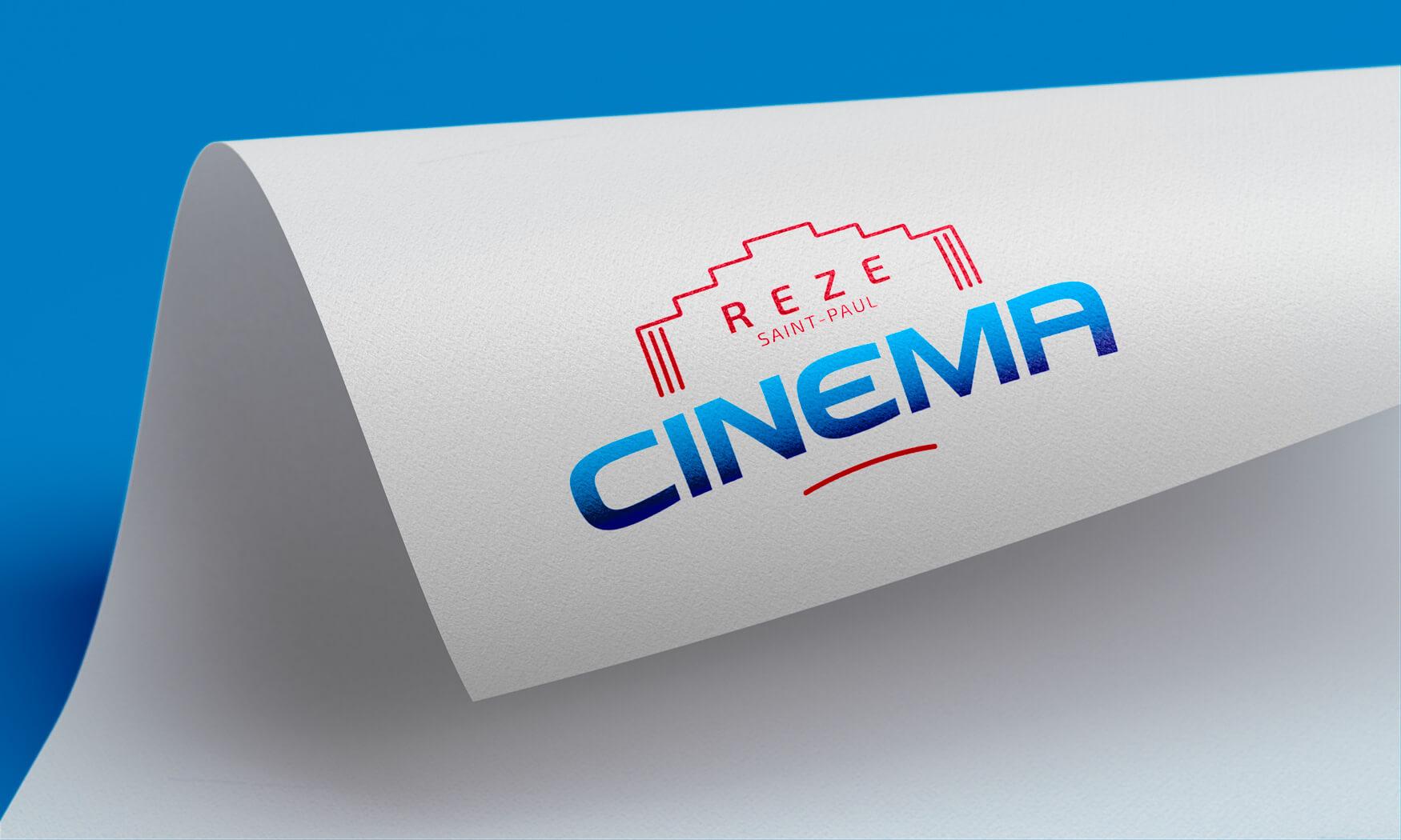 refont logo cinéma st paul