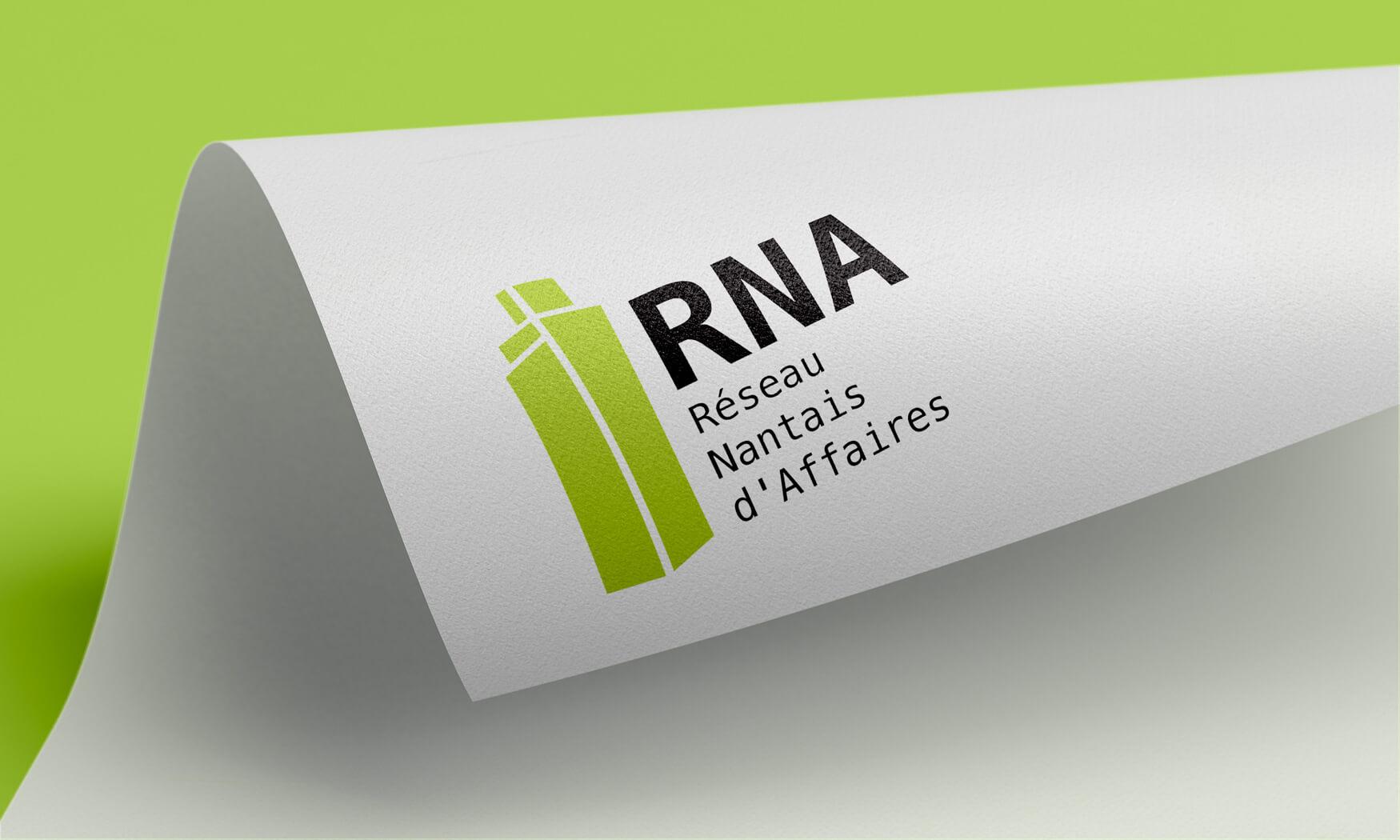 création de logo rna