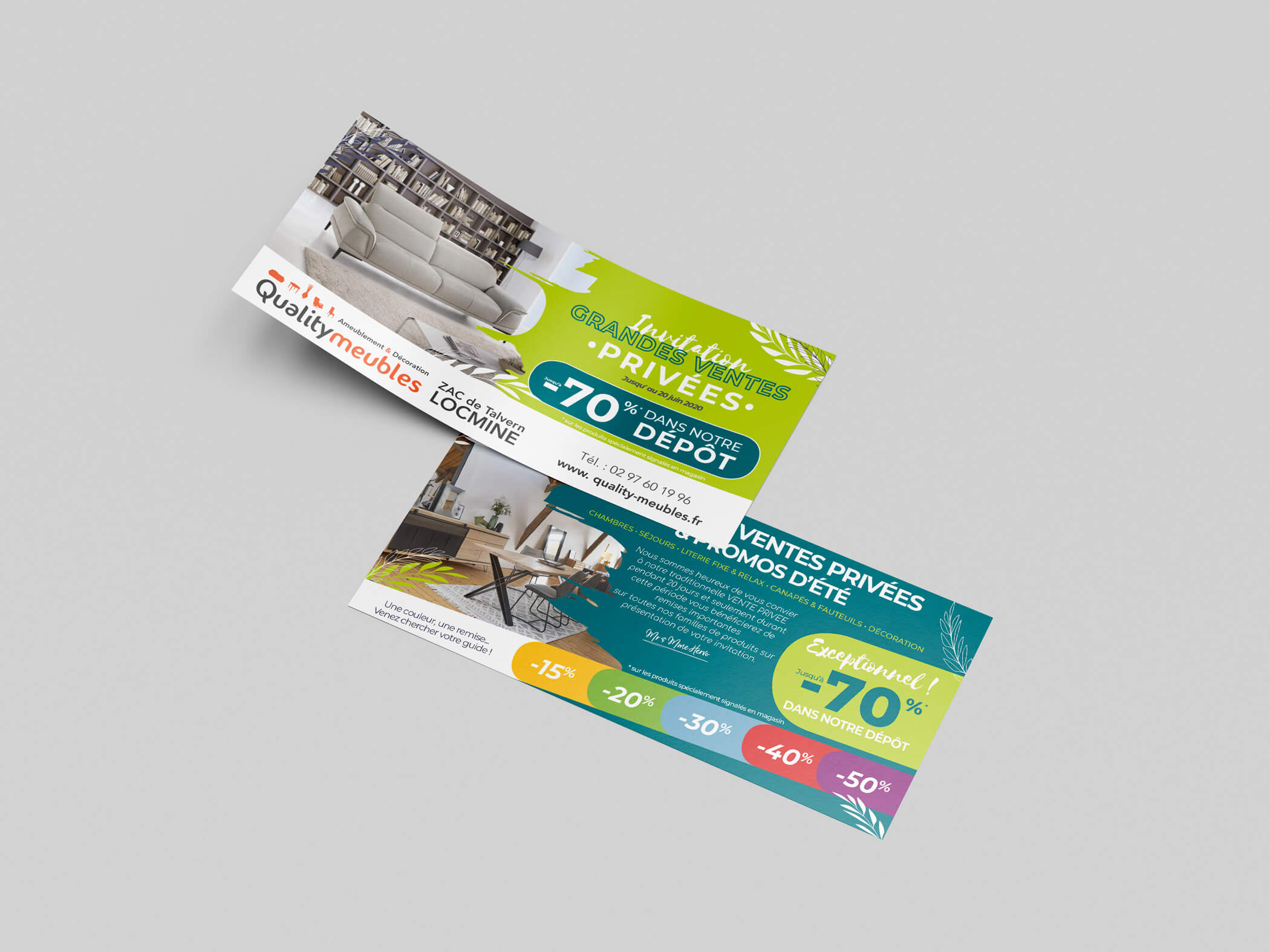 campagne mailing quality meubles