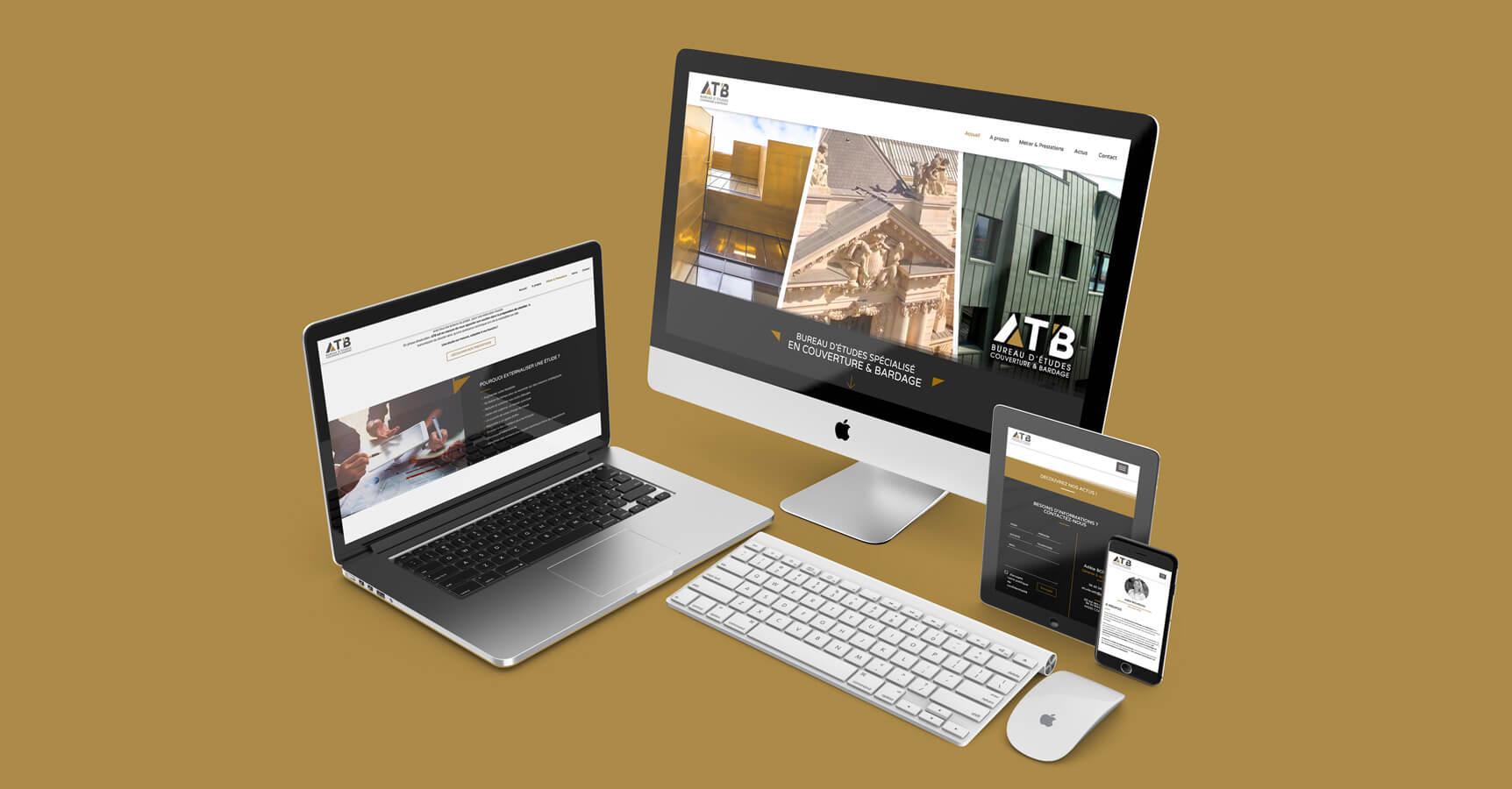 site web sur mesure atb