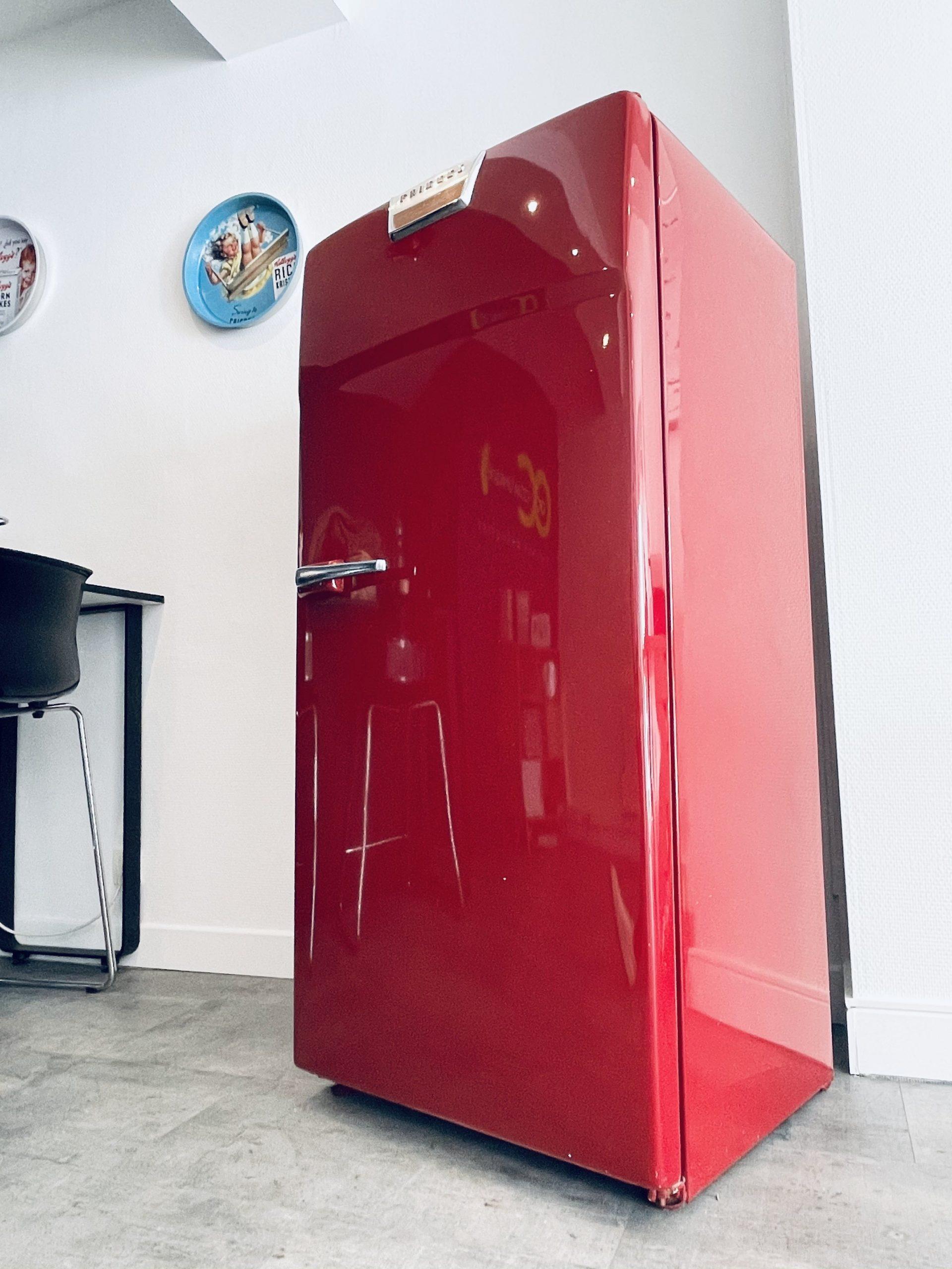 frigo vintage agence OC Com'unique Nantes